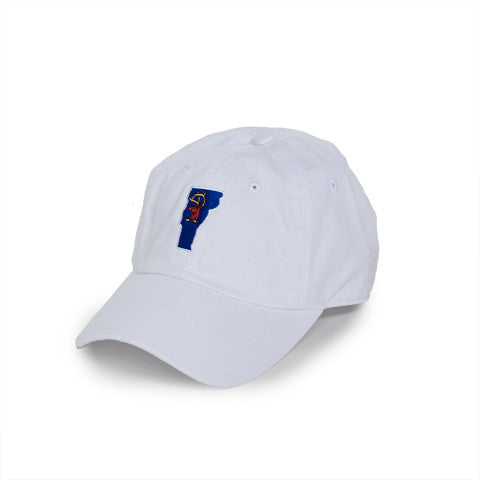 Vermont Traditional Hat White