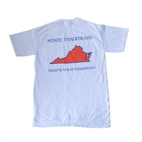 Virginia Charlottesville Gameday T-Shirt White