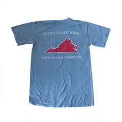 Virginia Farmville Gameday T-Shirt Grey
