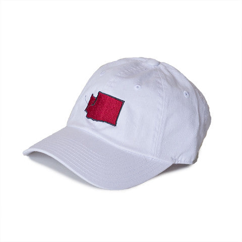 Washington Pullman Gameday Hat White