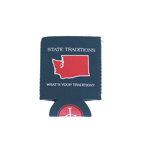 Washington Pullman Gameday Koozie