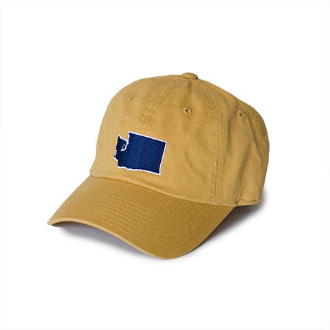 Washington Seattle Gameday Hat Gold