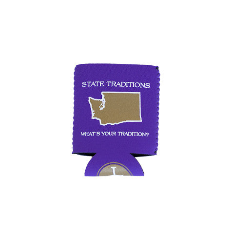 Washington Seattle Gameday Koozie