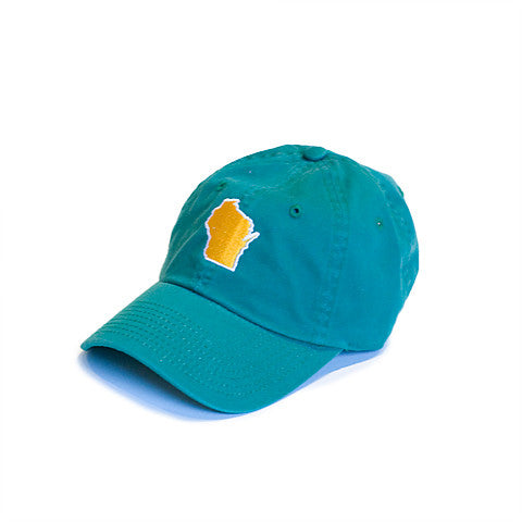 Wisconsin Green Bay Gameday Hat Green