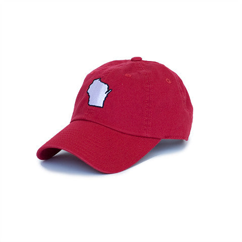 Wisconsin Madison Gameday Hat Red