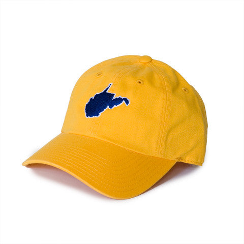 West Virginia Morgantown Gameday Hat Gold