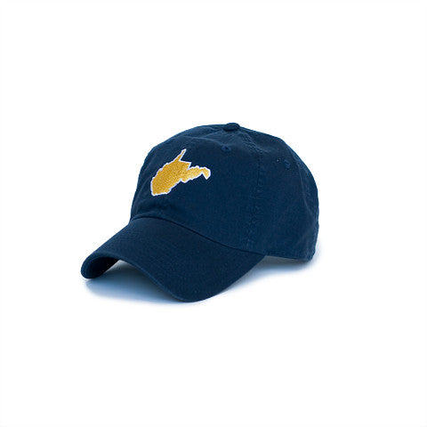 West Virginia Morgantown Gameday Hat Navy