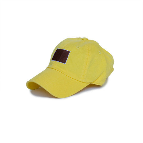 Wyoming Laramie Gameday Hat Gold