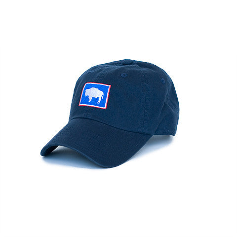 Wyoming Traditional Hat Navy