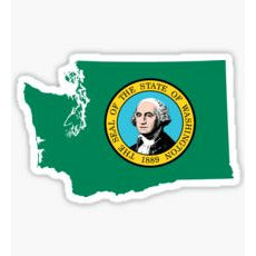 Washington Traditional Sticker