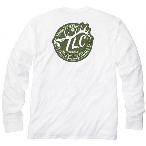 Western Seal Lodge Collection Long Sleeve T-Shirt