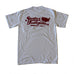 States and Tailgates T-Shirt White and Crimson