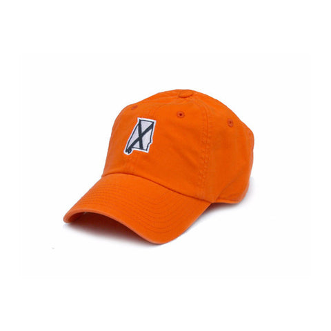 Alabama Auburn Traditional Hat Orange