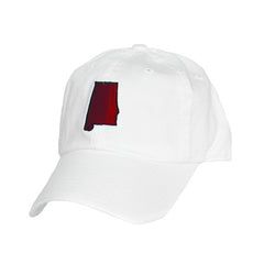 Alabama Troy Gameday Hat White