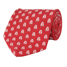 Alabama Traditional Tie Crimson