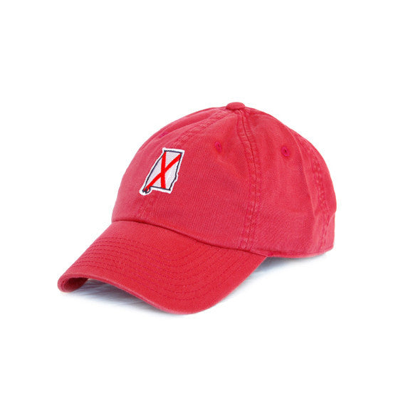 Alabama Traditional Hat Crimson