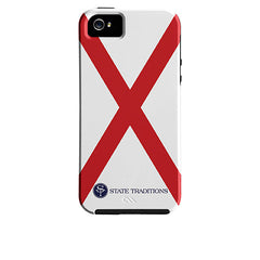 Alabama Flag iPhone Case