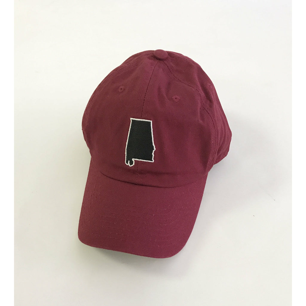 Alabama Troy Gameday Hat Garnet