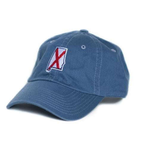 Alabama Traditional Hat Gulf Blue