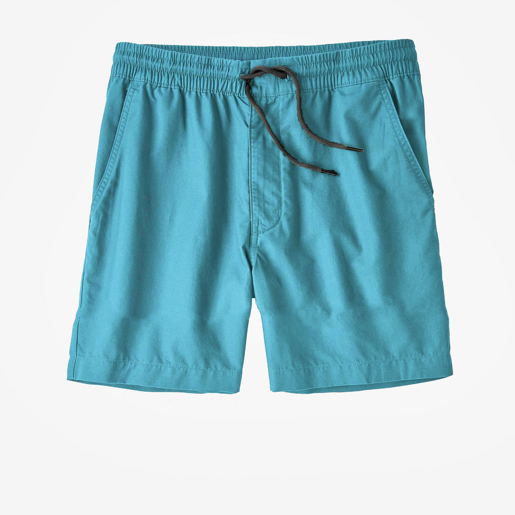 Coastal Swim Trunks - Aqua