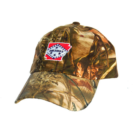 Arkansas Traditional Hat Max 4 Camo