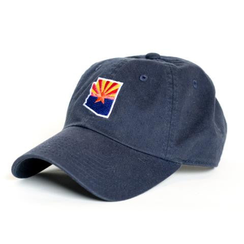 Arizona Traditional Hat Navy