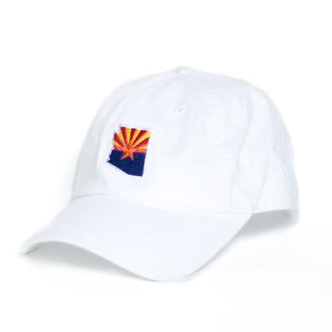 Arizona Traditional Hat White