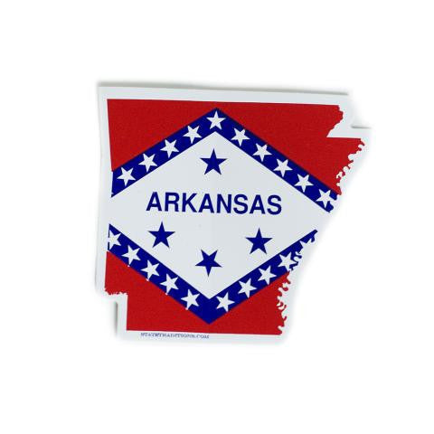 Arkansas Traditional Sticker