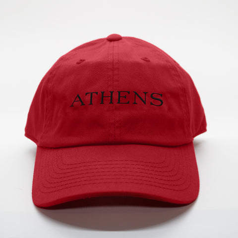 Georgia Athens City Series Hat
