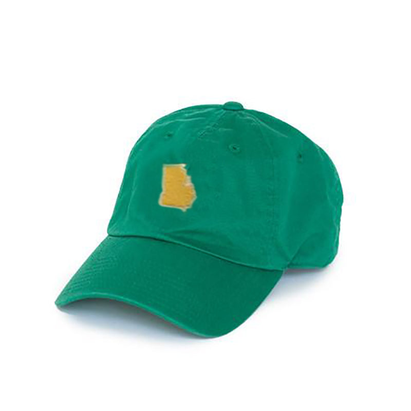 Georgia August Hat Green