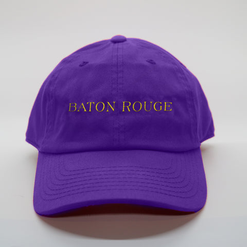 Louisiana Baton Rouge City Series Hat