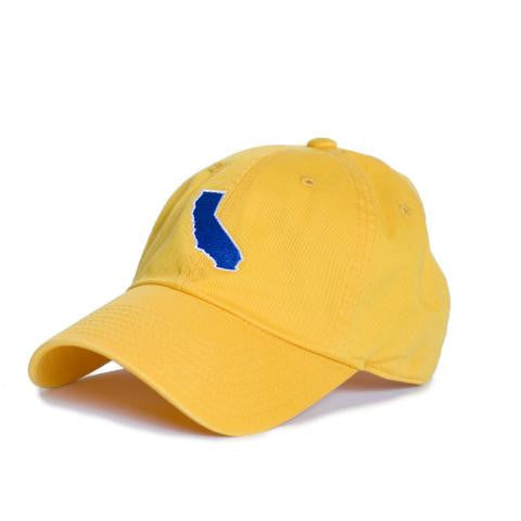 California Berkeley Gameday Hat Gold