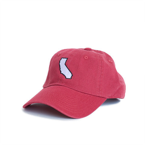 California Palo Alto Gameday Hat Crimson