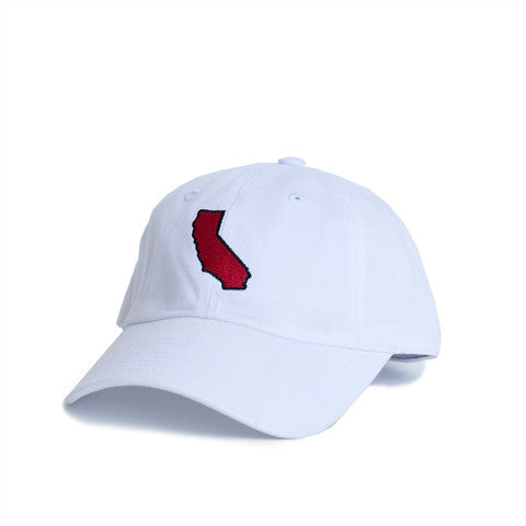 California Palo Alto Gameday Hat White