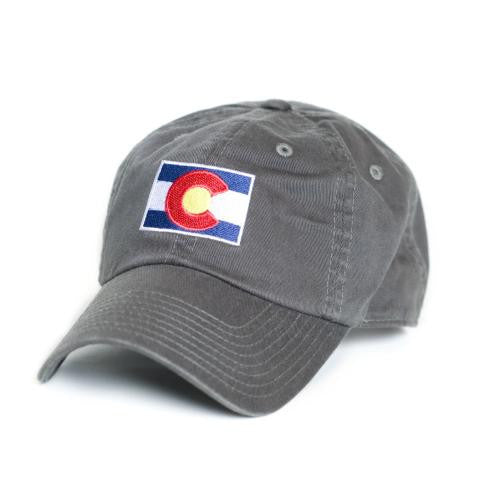 Colorado Traditional Hat Charcoal