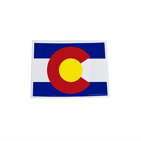 Colorado Traditional Sticker
