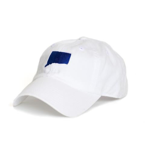 Connecticut New Haven Gameday Hat White
