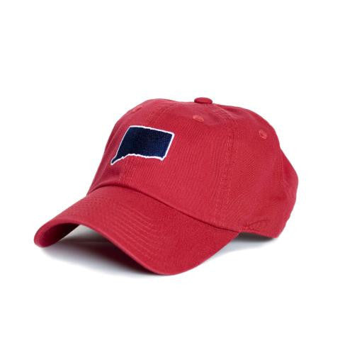 Connecticut Gameday Hat Red