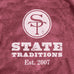 State Traditions Golf T-Shirt
