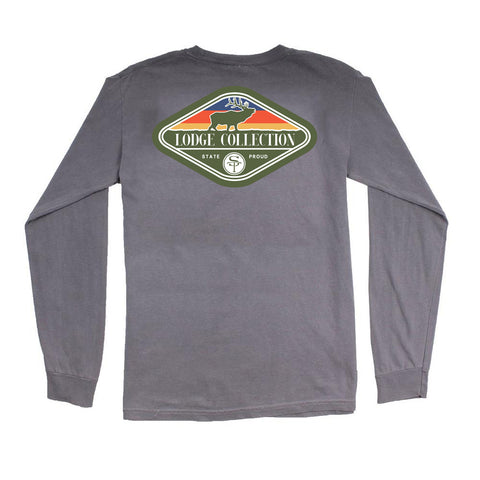 Diamond Lodge Collection Long Sleeve T-Shirt