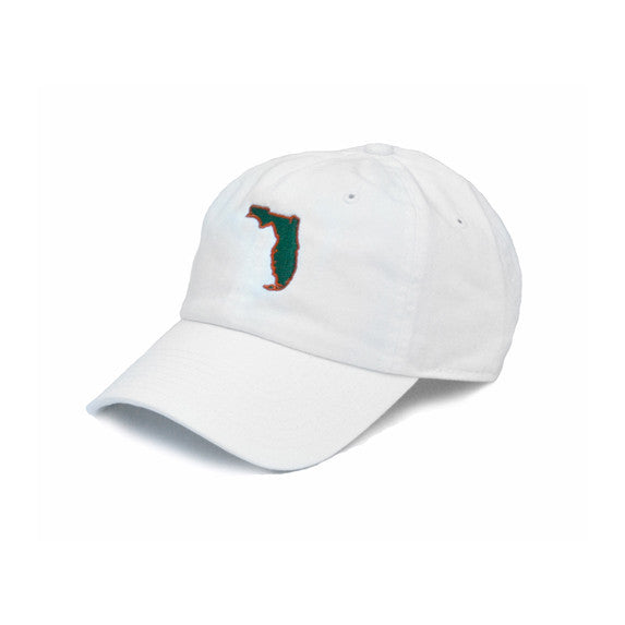 Florida Miami Gameday Hat White