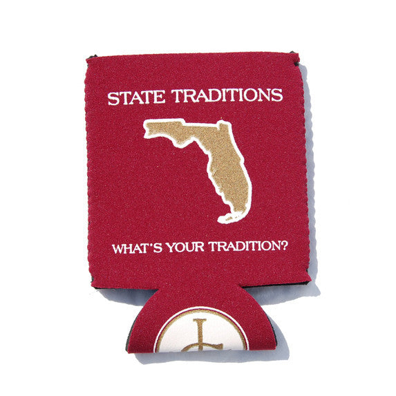 Florida Tallahassee Gameday Koozie