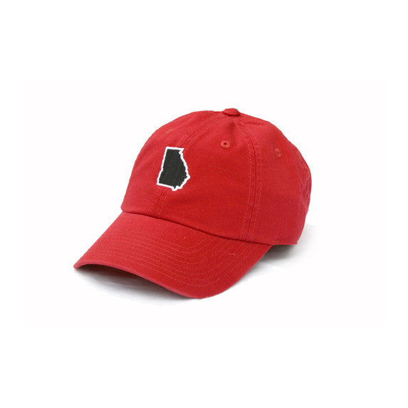 Georgia Athens Gameday Hat Red