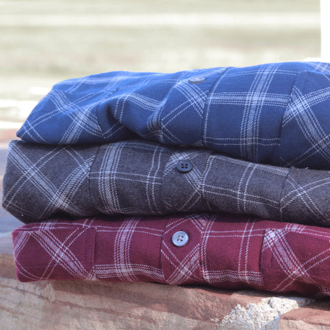 Brumby Flannel Shirt