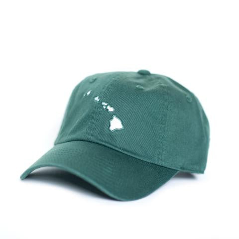 Hawaii Gameday Hat Green