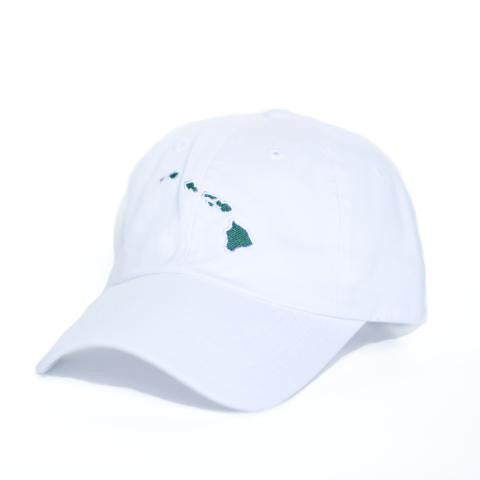 Hawaii Gameday Hat White