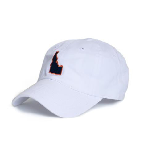 Idaho Boise Gameday Hat White