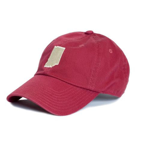 Indiana Bloomington Gameday Hat Red