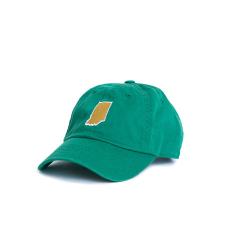 Indiana South Bend Gameday Hat Green