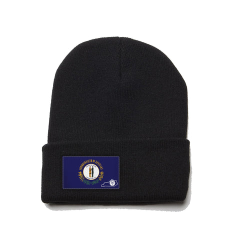 Kentucky State Flag Beanie